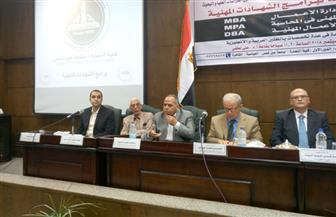 """عميد """"تجارة عين شمس"""": 700 طالب يدرسون برامج الشهادات المهنية بالكلية"""