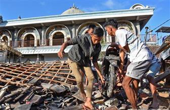 150 تابعا زلزاليا في إندونيسيا خلال أقل من يومين