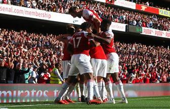 أرسنال يفوز على واتفورد بثنائية نظيفة في الدوري الإنجليزي