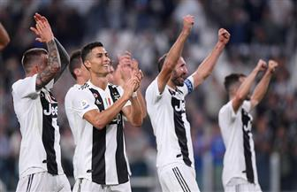 يوفنتوس يؤكد هيمنته على الدوري الإيطالي بالفوز على روما بهدف نظيف
