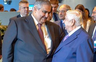 لقاء عابر يجمع وزيري خارجية سوريا والبحرين بالأمم المتحدة