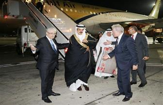 وزير التعليم البحريني يصل إلى شرم الشيخ