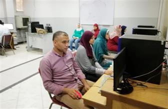 انتهاء المرحلة الأولى من اختبار إعداد كوادر شبابية لتحمل المسئولية بالقوى العاملة| صور