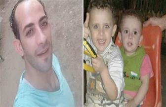 """قاتل طفليه بميت سلسيل: """"اشتريت لمحمد وريان لعبا وبلالين قبل أن آخذهما للقتل"""""""