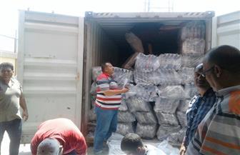 إحباط تهريب أكثر من 23 مليون عبوة مكملات غذائية و20 ألف شيشة إلكترونية إلى داخل البلاد
