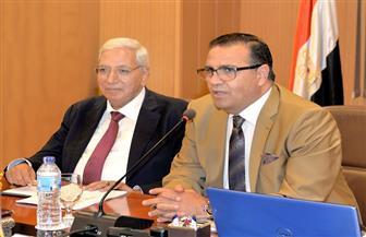 مجلس جامعة المنصورة يناقش الاستعدادات للعام الدراسي الجديد بحضور المحافظ