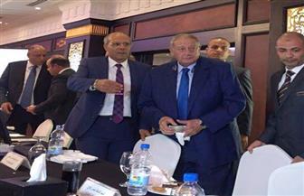 بعد فوزه بانتخابات الشركة.. اللواء عبدالسلام يعلن دعمه لفريق المقاصة وطلعت يوسف