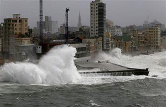 إعصار قوي يعطل حركة النقل ويقطع الكهرباء عن مناطق قرب طوكيو