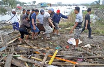 ارتفاع عدد ضحايا زلزال وتسونامي إندونسيا إلى 2010 أشخاص وتشريد 5 آلاف آخرين