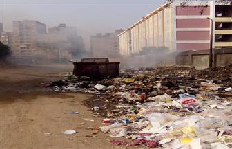 مجلس مدينة زفتى يطالب المواطنين بعدم التخلص من القمامة أمام المدارس