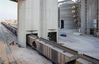 ميناء دمياط يصدر بيانا بحركة قطارات البضائع خلال الـ24 ساعة الماضية | صور