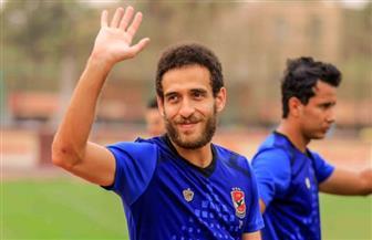 """هشام محمد يواصل برنامجه التأهيلي للتعافي من """"الخلفية"""""""