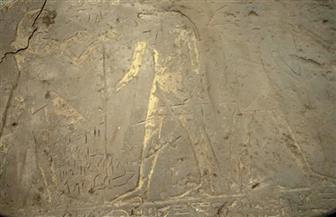 اكتشاف لوحتين مصنوعتين من الحجر الرملي بمحيط معبد كوم أمبو