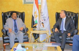 وزير النقل: أهمية كبيرة لهيئة وادي النيل في منظومة التبادل التجاري ونقل الركاب بين مصر والسودان