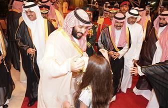 ولى العهد السعودي يصل الكويت فى زيارة رسمية