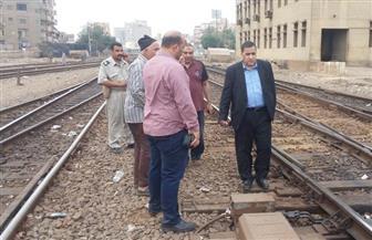 رئيس هيئة السكك الحديدية يحول مسئولى الإشارات والهندسة والأمن الصناعى ببنها للتحقيق
