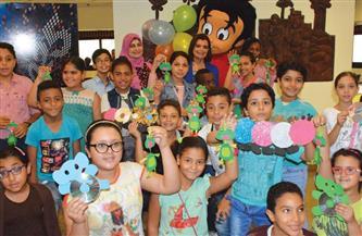ختام الورش الصيفية بمجلة علاء الدين
