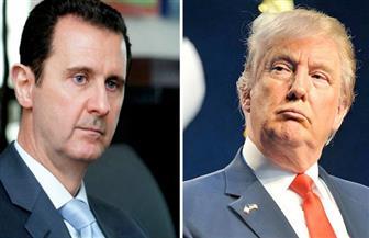 """ترامب يرد على اتهامات بشأن التحريض على اغتيال بشار الأسد: """"احتيال وخداع لعامة الشعب"""""""