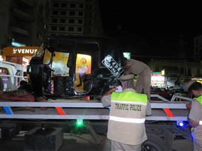 """""""مرور الغربية"""" يحرر 914 مخالفة في حملة بالطرق والشوارع"""