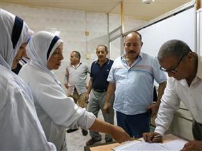 إحالة 41 من العاملين بالصحة فى كفرالزيات إلى التحقيق لعدم الانضباط | صور