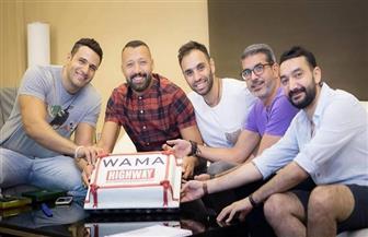 """نادر حمدي : فريق """"واما"""" راجع بقوة.. وأحمد شامى: تعاقدنا على 3 ألبومات"""