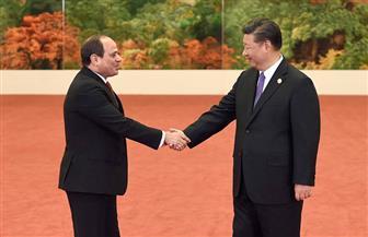 """""""هيئة الاستعلامات"""": استثمارات بالمليارات.. حصاد مثمر لزيارة الرئيس السيسي للصين"""