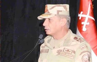 وزير الدفاع: الإرهاب والتطرف لن يثنينا عن تحقيق أمن واستقرار الوطن| صور
