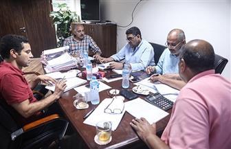 لجنة اللوائح تواصل اجتماعات هيكلة النشاط الرياضي بالأهلي