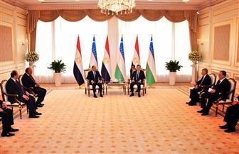 الرئيس السيسي: الشعب المصرى أصبح أكثر وعيا بعد التجربة القاسية التى مر بها