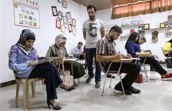 مكتبة في كركوك تستخدم الإنجليزية للترويج للسلام في المدينة العراقية المقسمة