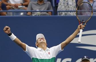 نيشيكوري يحدد هدفه من مسابقات التنس في 2019