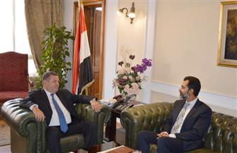 """""""النقد الدولي"""" يشيد بخطة مصر في تطوير قطاع الأعمال"""