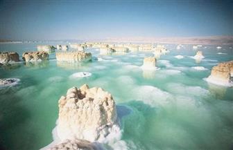 """النمسا تعيش """"سنوات الملح"""" وتعرض أعمالا فنية لملح البحر الميت"""