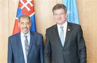 """""""البابطين"""" أمام الجمعية العامة للأمم المتحدة: مناهج جديدة لتدريس ثقافة السلام العادل"""
