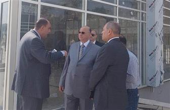 """محافظ القاهرة يتابع تطوير مدرج """"غرناطة"""" الملكي لتحويله لمسرح مكشوف  صور"""
