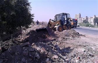 الجيزة: غرامة 200 جنيه لإلقاء المخلفات بالشارع والطريق الدائري