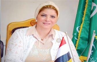 """رئيس """"المرأة بالوفد"""" تدلي بصوتها في انتخابات الهيئة العليا"""