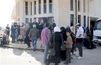 عودة التلاميذ إلى مدارسهم في الغوطة الشرقية بسوريا