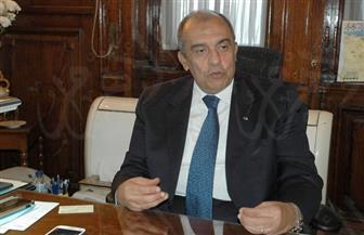 وزير الزراعة يتفقد معرض زهور الربيع قبل افتتاحه غدا