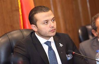 عضو إدارة الأهلي يكرم السفير المصري في لبنان