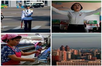 كوريا الشمالية تنظم عرضا عسكريا لا يشمل صواريخ عابرة للقارات في الذكرى السبعين لتأسيسها