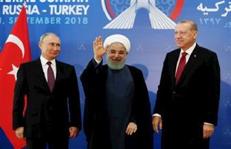البيان الختامي لقمة طهران : اتفاق ثلاثي على إمكانية عقد مؤتمر دولي حول اللاجئين السوريين