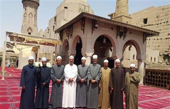 الأوقاف تنظم قافلة دعوية  بالمساجد الكبرى بمحافظة الأقصر| صور