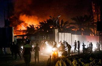 إيران تحتج لدى العراق على إحراق قنصليتها بالبصرة