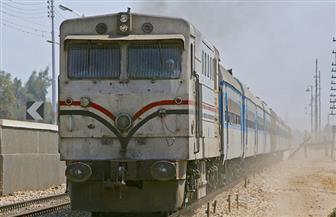 ننشر تفاصيل انبعاث أدخنة كثيفة من قطار الـvip بسوهاج