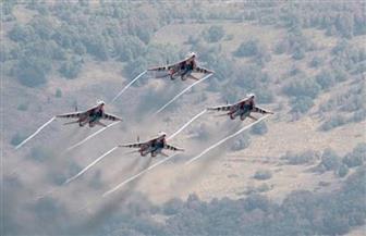 طائرات روسية وسورية تقصف محافظة إدلب