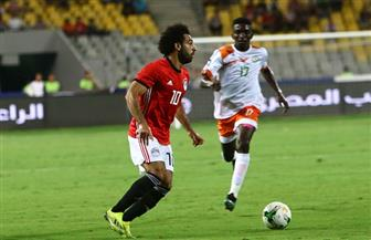 محمد صلاح يعادل أهداف أبو تريكة مع منتخب مصر