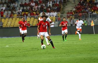 تزايد فرصة لحاق النني بمباراة مصر وتونس