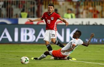 صلاح محسن يضيف الهدف الرابع لمنتخب مصر فى مرمى النيجر