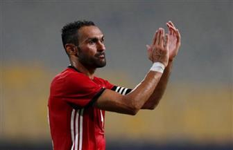 أحمد المحمدى: شرف كبير لى ارتداء شارة القيادة.. وأداء كبير من جميع اللاعبين